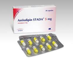 khasiat obat amlodipine